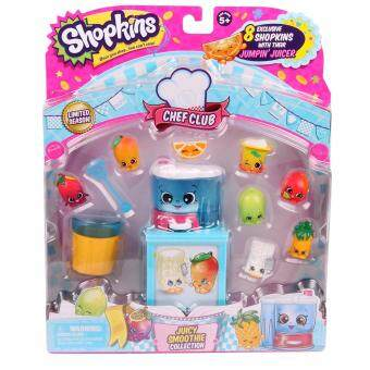 Shopkins ของเล่น ของสะสม Shopkins Chef Club Juicy Smoothie Col.