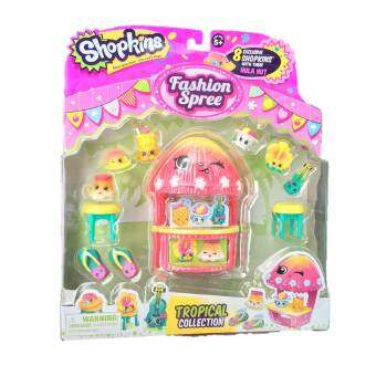 Shopkinsของเล่นTropical Collection
