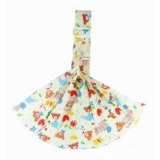 ง่ายทารกรถเข็นเด็กอ่อนผ้าห่อเด็ก Comfort วงเล็บสลิง - Intl By Tomatoll.