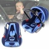 ราคา Sinlin คาร์ซีทแบบกระเช้า เบาะนั่งนิรภัยสำหรับเด็ก อายุไม่เกิน 9 เดือน หรือน้ำหนักไม่เกิน 13 กิโลกรัม รุ่น Ch9 สีฟ้า ใหม่