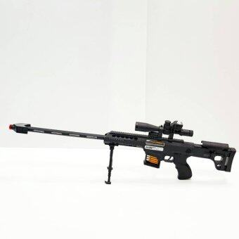 Sniper Barrett M98B Gun ปืนสไนเปอร์ ปืนมีไฟ เสียง ปืนเด็กเล่น