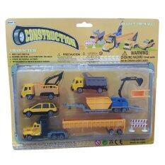 Snook Toys - ขบวนรถก่อสร้างเด็กเล่น.