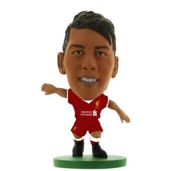 โมเดลนักฟุตบอล SoccerStarz ลิขสิทธิ์แท้จากสโมสรลิเวอร์พูล Liverpool - เฟอร์มิโน่ Firmino 2018