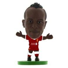 ราคา โมเดลนักฟุตบอล Soccerstarz ลิเวอร์พูล ซาดิโอ มาเน่ Liverpool Sadio Mane Home Kit 2018 Version ราคาถูกที่สุด