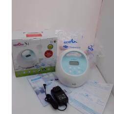 ซื้อ Spectra S1 เครื่องศูนย์ไทย ปั๊มคู่ไฟฟ้า แถมฟรี กระเป๋าเก็บเก็บอุณหภูมิ