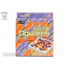 ส่วนลด เกมส์ฝึกทักษะต่อจิกซอ Squares 00497937 Thaiken ใน พระนครศรีอยุธยา