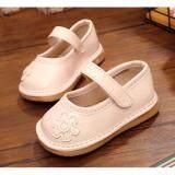 โปรโมชั่น มีเสียงปี๊บๆ เบามาก รองเท้าหัดเดินมีเสียงปี๊บๆ รองเท้าเด็ก Squeaky Shoes Size 12 5 15 Cm
