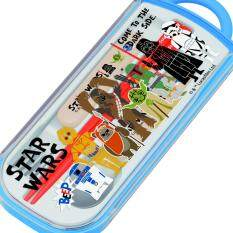 ขาย สตาร์วอร์ ชุดตะเกียบช้อนส้อม 3 ชิ้น ญี่ปุ่น แท้ Skater ญี่ปุ่น แท้ ดีสนีย์แท้ Disney ญี่ปุ่น แท้ ไทย