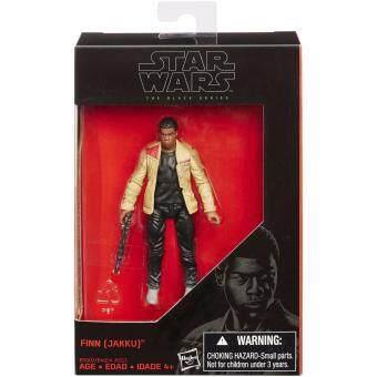 Star Wars The Black Series 3.75\ Finn (Jakku)