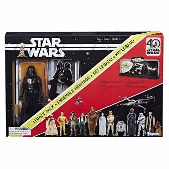 Star Wars The Black Series 40th Anniversary Legacy Pack-