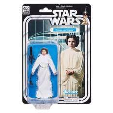 ราคา Star Wars The Black Series 40Th Anniversary Princess Leia Organa 6 Inch Figure ใหม่