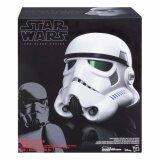 โปรโมชั่น Star Wars The Black Series Imperial Stormtrooper Electronic Voice Changer Helmet Hasbro ใหม่ล่าสุด