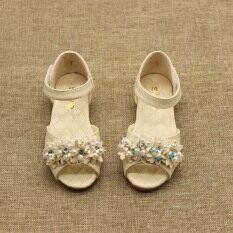 ซื้อ สาวฤดูร้อนเด็กหนังรองเท้าแตะรองเท้าแตะ Unbranded Generic เป็นต้นฉบับ