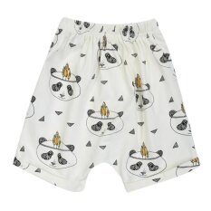 ขาย Summer Children Boys Lovely Cute Panda Printed Fashion Short Pants Intl Domybestshop