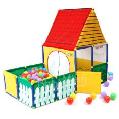 Sunny Babymom Neolife-Sunny House เต็นท์บ้านบอล บ้านบอล พร้อมคอก By Aday Baby Shop.