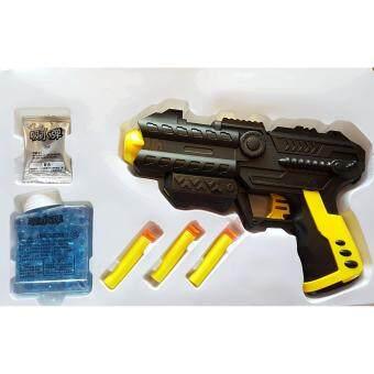 Super Gun ปืนยิงกระสุนน้ำ+กระสุนโฟม NO.876-2