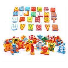 T.p. Toys Alphabet Robot  หุ่นแปลงร่างภาษาอังกฤษ 26 ตัว.