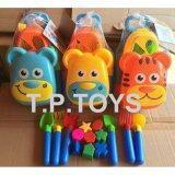 ขาย T P Toys กระเป๋าบล็อกหน้าหมี พร้อมที่ตักทรายหลายแบบ คละลาย T P Toys เป็นต้นฉบับ