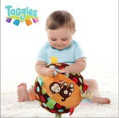Taggiesลูกบอลผ้าชวนคลานลิงน้อย By Kids Castle.