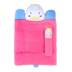 Tesco ชุดที่นอนผ้าขนหนูหัวสัตว์ 30 X 40 นิ้ว (สีชมพู).
