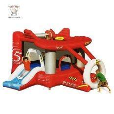 ซื้อ Thaiken บ้านลม เครี่องบินแสนสนุก 260X290X170Cm สีแดง ออนไลน์ ถูก