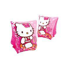 ขาย ซื้อ Thaiken ปลอกแขน ว่ายน้ำ เฮลโลคิตตี้ Hello Kitty Arm Bands 23X15Cm 2อัน Intex 56656 ใน Thailand