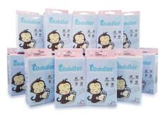 ถุงเก็บน้ำนม ท็อตเลอร์สมายToddler Toddlersmile Breast Milk Storage Bag 12 กล่อง มี 264 ใบ ไทย