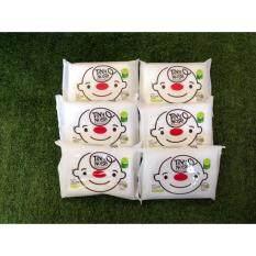 โปรโมชั่น Tinynose ผ้าเปียกน้ำเกลือสำหรับเด็กซองขาว ไม่มีกลิ่น 6 ซอง กรุงเทพมหานคร