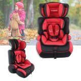 ราคา Tml คาร์ซีท 3 In 1 เบาะนิรภัยสำหรับเด็กอายุ 9 เดือน ถึง 6 ปี เบาะนั่งในรถ รุ่น Ch01 แดง ดำ ใหม่ล่าสุด