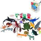 โปรโมชั่น Todds Kids Toys โมเดลสัตว์จำลองพลาสติกเกรดดี ลายสัตว์ทะเลเเละขั้วโลก Todds Kids Toys