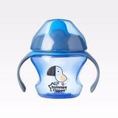 Tommee Tippee ถ้วยหัดดื่ม First Sippee Cup Non Spill 4M ถูก