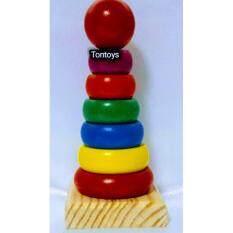 โปรโมชั่น Tontoysของเล่นไม้ เสริมพัฒนาการเรียนรู้