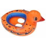 ขาย ซื้อ Toy World ห่วงยาง ว่ายน้ำ รูปเป็ด สีส้ม ใน กรุงเทพมหานคร