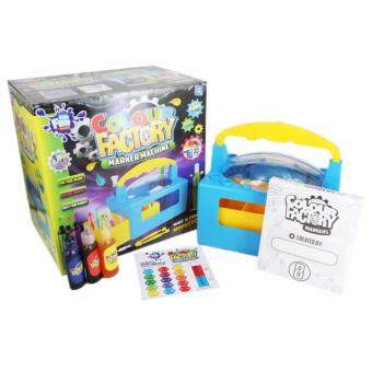 T.P. TOYS COLOUR FACTORY TOYS ของเล่นโรงงานผสมสี สร้างทักษะ ระบายสี เสริมจินตนาการ