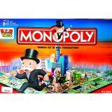 ซื้อ T P Toys Monopoly 2 8 Player Full Build House And Hotel T P Toys