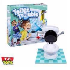 T P Toys Toilet Trouble เกมส์กดชักโครกสุดหรรษา สุดฮิตในต่างประเทศ เล่นได้ทั้งครอบครัว กรุงเทพมหานคร