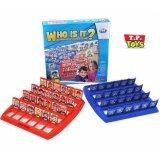 ส่วนลด สินค้า T P Toys Who Is It Games เกมส์คนช่างสังเกตุ ฝึกไหวพริบ สุดฮิตในต่างประเทศ เล่นได้ทั้งครอบครัว