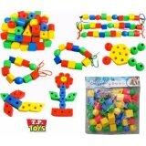 ขาย T P Toys ร้อยเชือกลูกปัด เม็ดใหญ่ T P Toys ออนไลน์