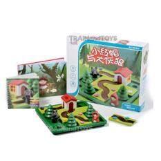 ขาย ซื้อ Trainandtoys ของเล่นเกมวางแผน Little Red Riding Hood ใน ไทย