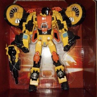 หุ่นยนต์แปลงร่างได้- TRANSformersภาค4