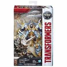 ซื้อ Transformers The Last Knight Premier Edition Deluxe Dinobot Slug ใหม่ล่าสุด