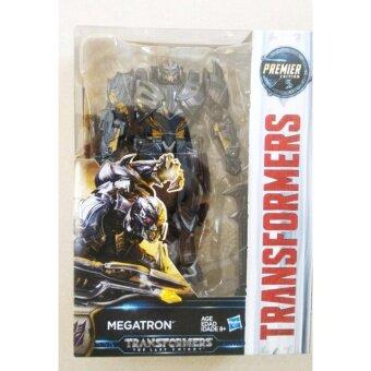 Transformers: The Last Knight Premier Edition Voyager Class Megatron Figure