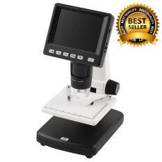 โปรโมชั่น Twilight กล้องจุลทรรศน์ 20 500X Microscope จอ Lcd บันทึกภาพและวีดีโอ ไทย