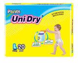 ราคา Unidry กางเกงเด็ก ยูนิดราย ไซต์ L 20 ชิ้น ราคาถูกที่สุด