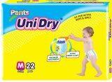 ขาย Unidry กางเกงเด็ก ยูนิดราย ไซต์ M 22 ชิ้น ใน ไทย