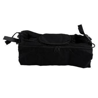 สากลกระเป๋าผ้าอ้อมเด็กทารกเด็กที่ใส่ถ้วย (สีดำ)-สนามบินนานาชาติ