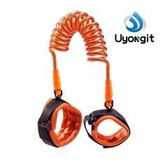 ราคา ราคาถูกที่สุด Uyongit สายจูงเด็ก ป้องกันการพลัดหลง รุ่นสปริง ยืด หดได้ ยาว 1 5 เมตร