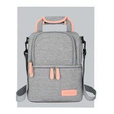 ราคา กระเป๋าเก็บความเย็น V Cool แบบ J สีเทา ใหม่