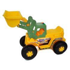 ราคา Victory Toys รถเกรดเด็กนั่งขาไถ สีเหลือง เขียว Victory Toys