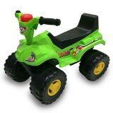 ราคา Victory Toys รถจ้าวทะเลทรายเด็กนั่งขาไถ เขียว Victory Toys